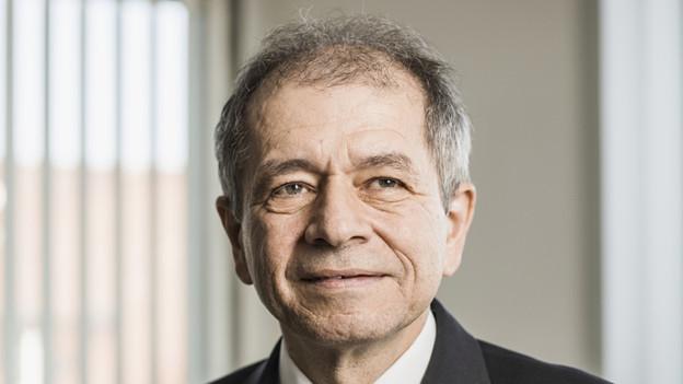 Tritt zurück: Uni-Rektor Antonio Loprieno