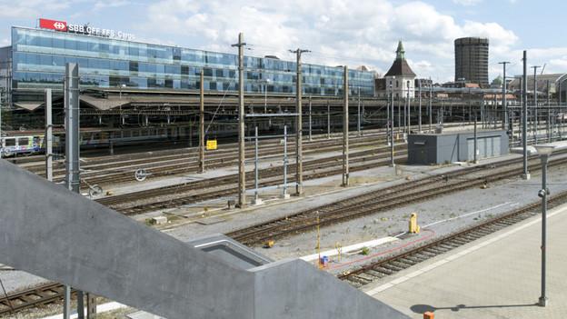 Bahnhof SBB