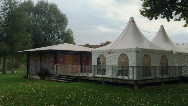 Der Pavillon am Birsköpfli soll sich breitem Publikum öffnen.