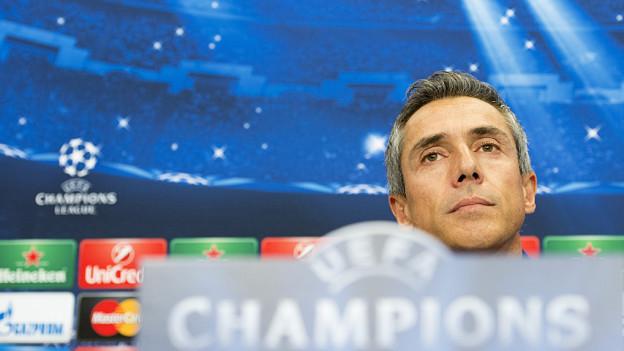 FCB-Trainer Paulo Sousa.