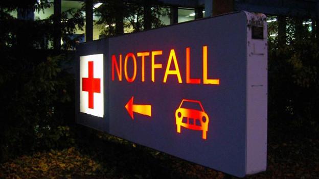Notfall am Basler Unispital