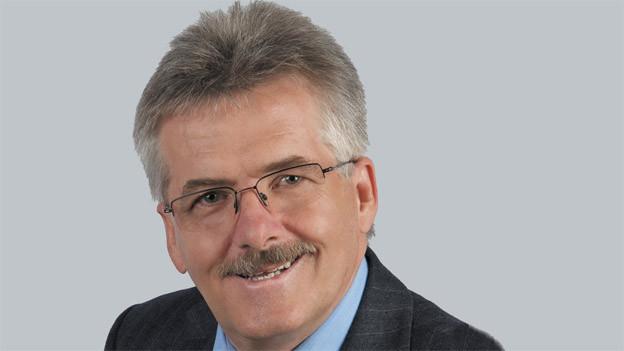 SVP-Präsident Oskar Kämpfer will Knatsch nicht über Medien austragen.