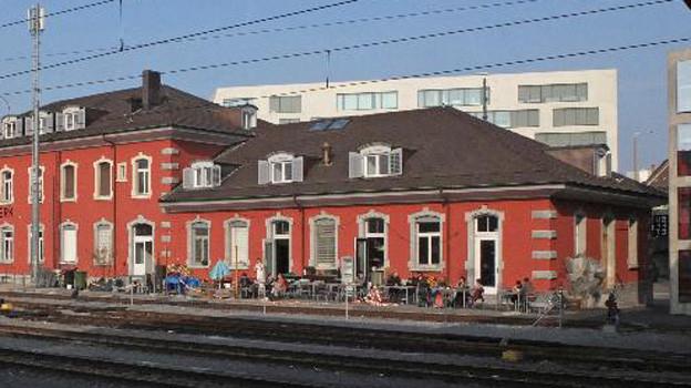 Was geht beim Gebiet um den Basler Bahnhof St.Johann?