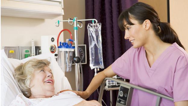 Notstand beim Pflegepersonal