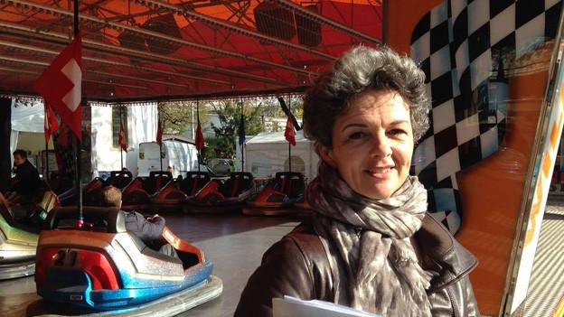 Chantal Keller ist Geschäftsführerin des Familienpasses.