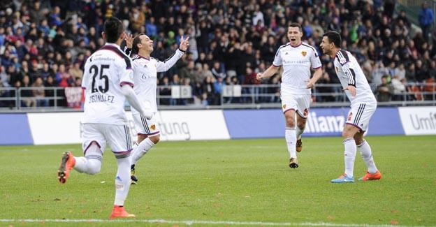 FCB überzeugt in Vaduz
