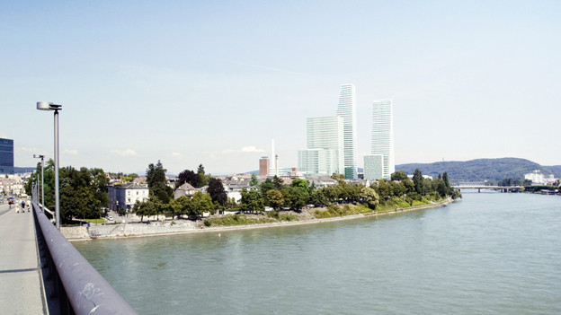 Pharmbranche bringt vor allem für Basel-Stadt hohes Wachstum.