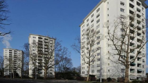 Grosser Rat debattiert über Wohnungen