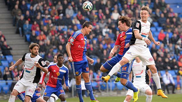 FCB - FC Aarau 3:0
