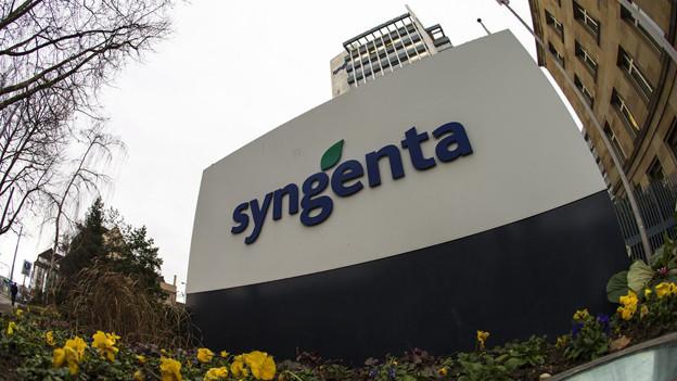 Syngenta in Basel: 500 Stellen fallen hier weg