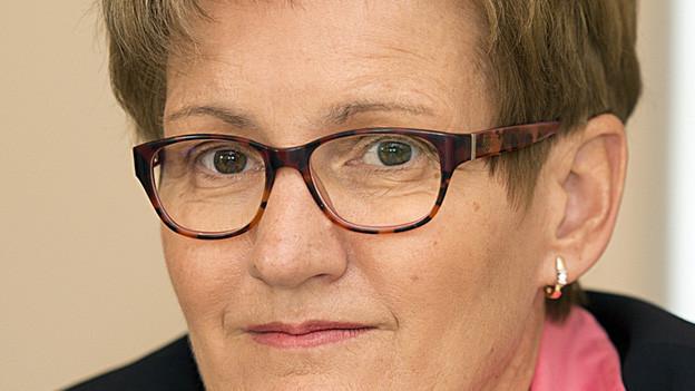Sabine Pegoraro will mehr Geld an die neue Tramlinie «Margarethenstich» geben.
