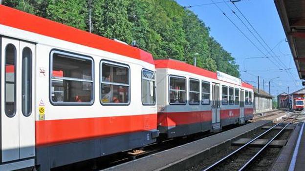 Schmalspur-Bahn