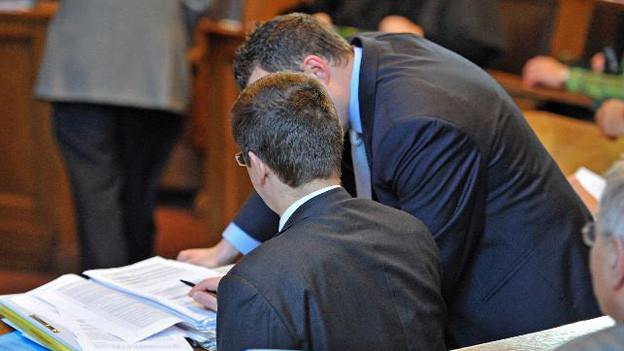 Basler Grosse Rat debattiert Budget 2015
