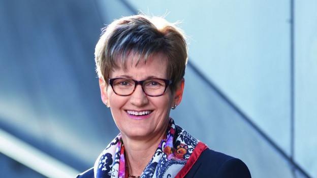Die Baselbieter Baudirektorin Sabine Pegoraro.