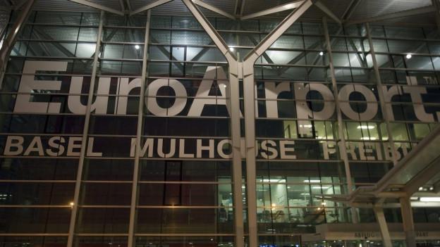Eine Lösung für den Basle Flughafen ist in Sicht