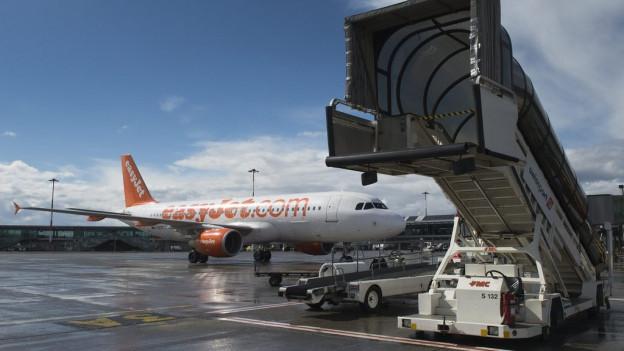 Easyjet baut sein Angebot am Euroairport nicht mehr aus.