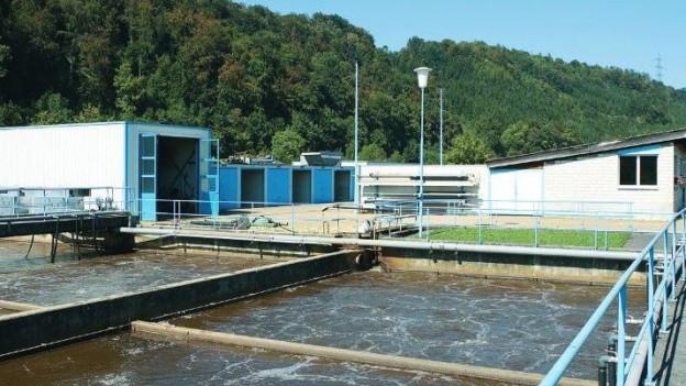 Abwasserreinigungs-Anlage Frenke 2.