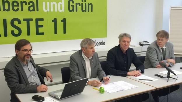 Baselbieter Grünliberale sehen sich als Oppositionspartei.