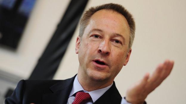 Verlässt die IWB: Jens Alder