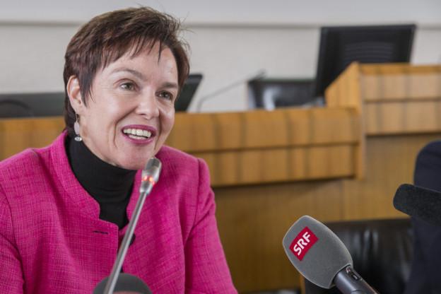 Monica Gschwind will Theater Basel nicht mit mehr Geld unterstützen