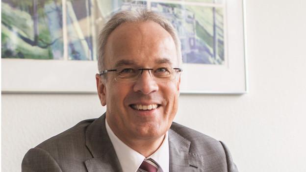 Erich Lagler, neuer BVB-Direktor
