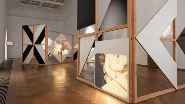 «Patterns of Recognition» in der Basler Kunsthalle.
