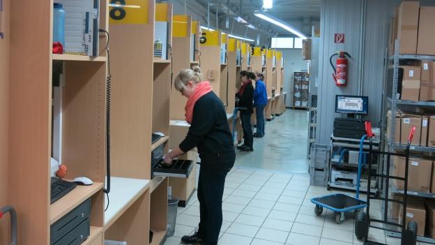 Lieferadressen in Deutschland boomen