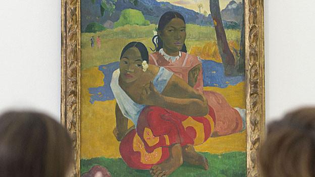 Beliebter Gauguin in der Fondation Beyeler