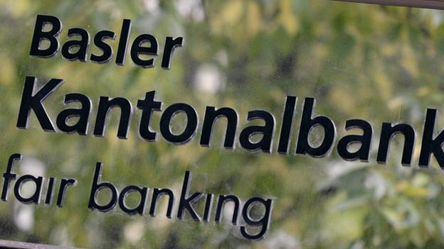 Die Basler Kantonalbank konnte Gewinn etwa halten