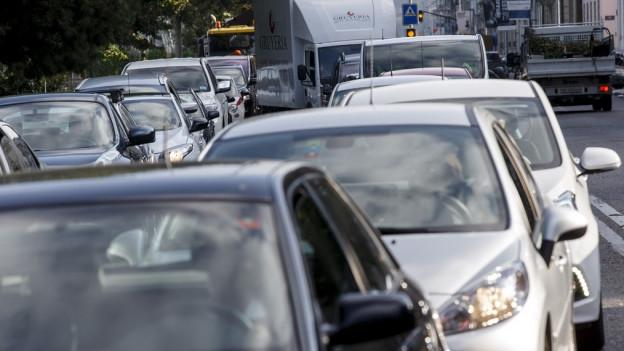 Das Baselbiet bleibt Auto- und Strassenfreundlich