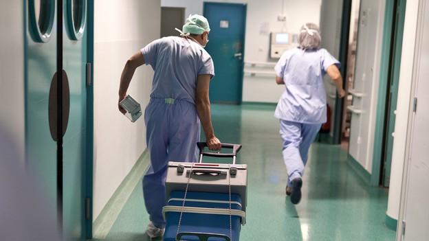 Baselbieter Spitalkosten steigen stärker