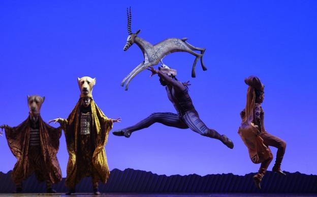 Lion King im Basel Musical Theater