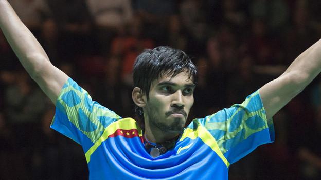 Indischer Sieg beim 25.Badminton Swiss Open