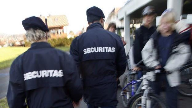 Private Sicherheitsfirmen in Baselbieter Gemeinden