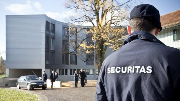 Allschwil setzt auf Securitas Mitarbeiter