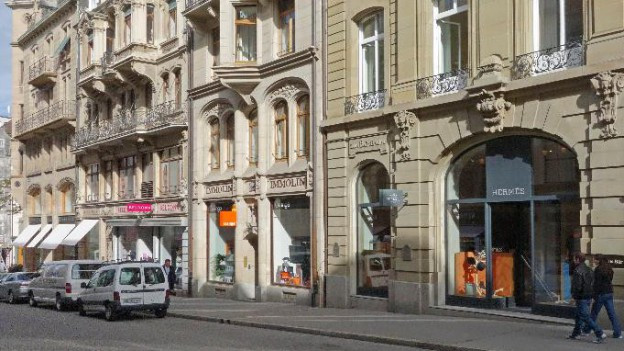 Freie Strasse Basel