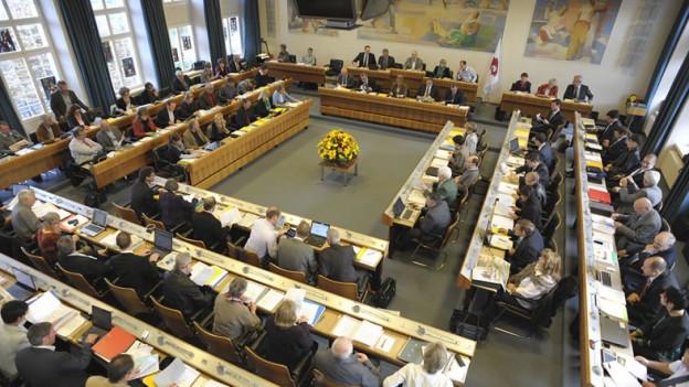 Im Landrat werden neue Fraktionen gebildet