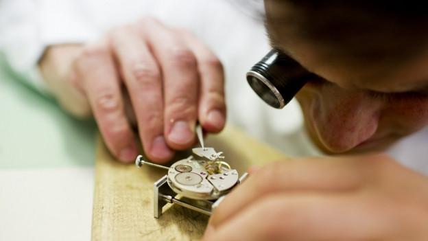 Uhren schaffen wohl doch keine 100 Jobs in Waldenburg