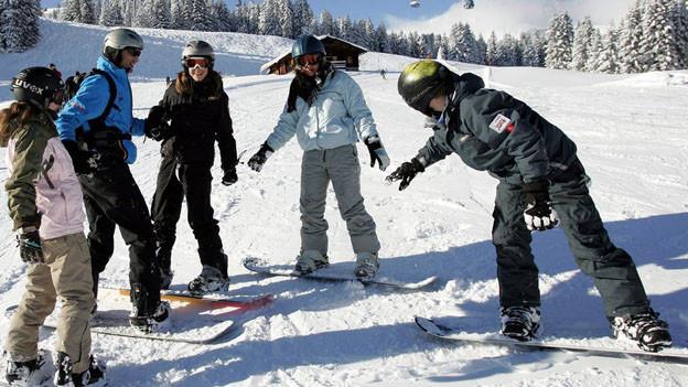 Bald kein Schneespass mehr für Basels Schüler?
