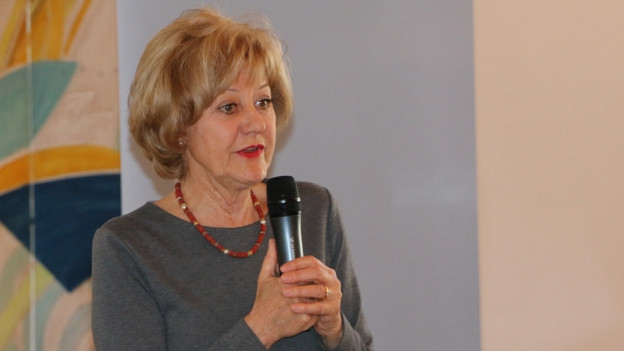 Susanne Leutenegger Oberholzer gibt sich kämpferisch