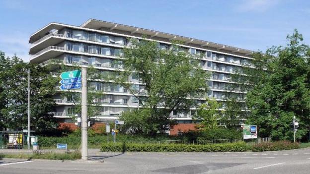 Heimatschutz wehrt sich gegen Abriss des felix Platter-Spitals