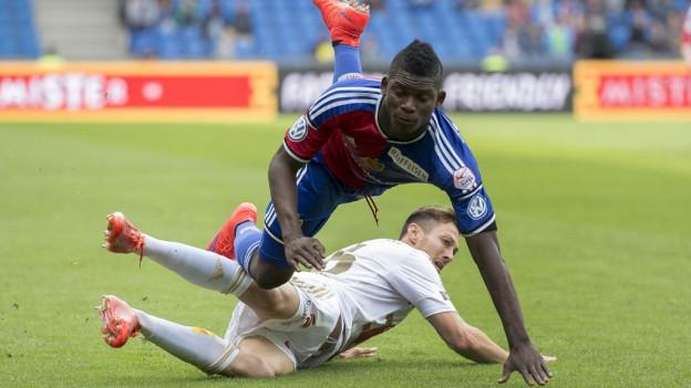 Der FC Basel stolpert über den FC Luzern