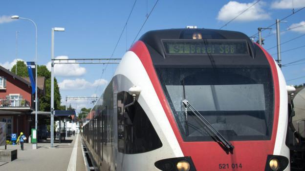 Verschlechterungen im Fahrplan für die Region Basel