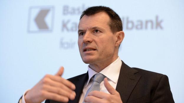 BKB-Direktionspräsident Guy Lachappelle