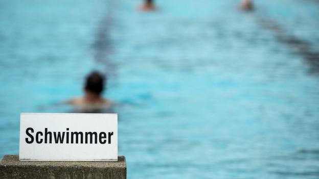 Bald schon könnte ein elektronischer Badmeister die Allschwiler Schwimmer überwachen.