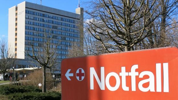 Bruderholz Spital Notfall