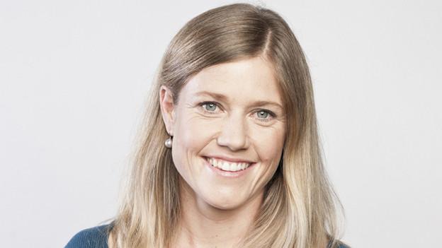 Grünen-Präsidentin Florence Brenzikofer