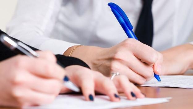 Viele Petitionen werden nicht mehr auf Papier unterschrieben.