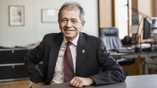 Portrait von Antonio Loprieno