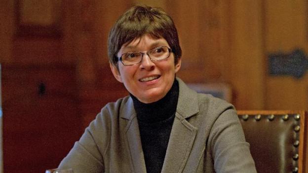 Seit 2012 war Marie-Paule Jungblut Direktorin des Historischen Museums - nun räumt sie ihren Sitz.